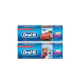 Oralb Dentif Kids Froz&Car 0-5