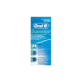 Oralb Super floss 50 Fili