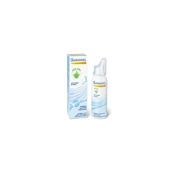 Narhinel Spray Nas Aloe 100Ml