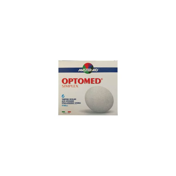 M-Aid Optomed Tamponi Simp 6Pz