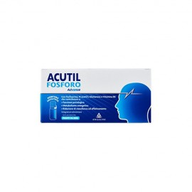 Acutil Fosforo Advance 10 Flaconi