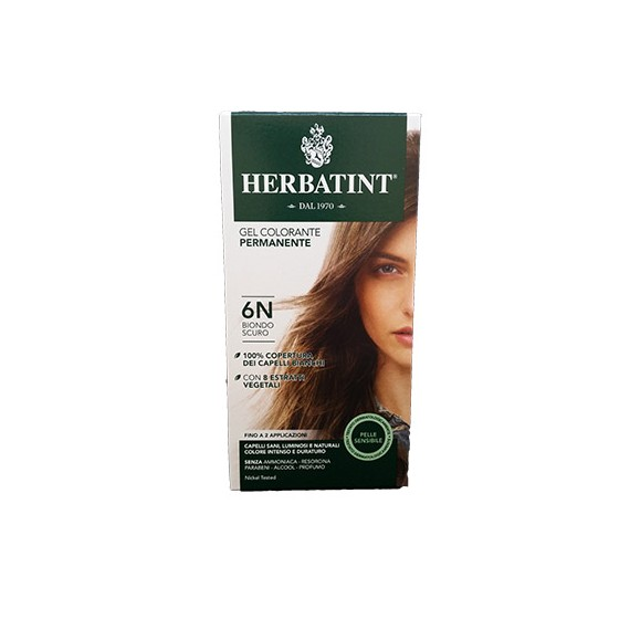 Herbatint 6N Biondo Scuro 150 ml