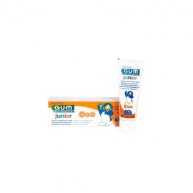 Gum Junior Dentifricio 7/12 Anni Fluoro 1450Ppm 50ml