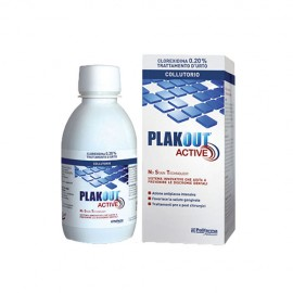 Plakout Active Collutorio 0,20% 200ml