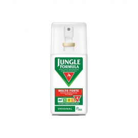 Jungle Formula Grado 4 Biocida Antizanzare 75ml