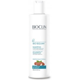 Bioclin Bio Squam Shampoo Forfora Secca 200ml