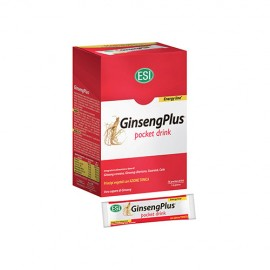 Ginsengplus 16 Pocket Drink 160ml