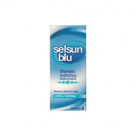 Selsunblu Shampoo Antiforfora Capelli Normali 200ml