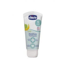 Chicco Dentifricio Melabanana 50ml 6 Mesi+